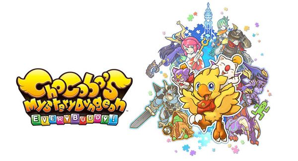 Chocobo's Mystery Dungeon: Every Buddy! anunciado para PlayStation 4 e Switch