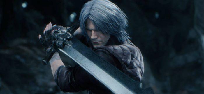 Assista ao Gameplay de Dante em novo trailer de Devil May Cry 5