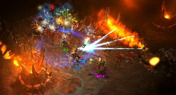 Diablo III Eternal Collection será lançado dia 2 de Novembro para o Switch