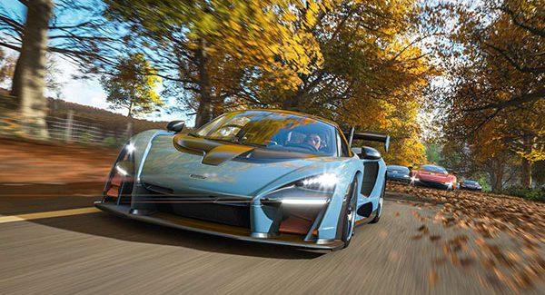 Demo de Forza Horizon 4 já disponível
