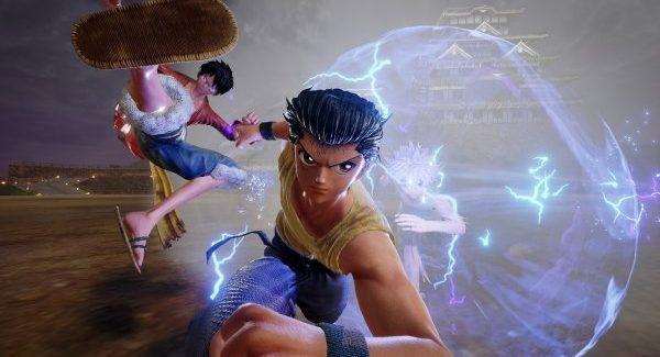 Jump Force será lançado em Fevereiro de 2019, Yusuke e Toguro de YuYu Hakusho são os novos personagens
