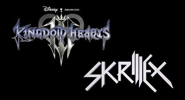 Skrillex e Utada Hikaru vão produzir a música de abertura de Kingdom Hearts III