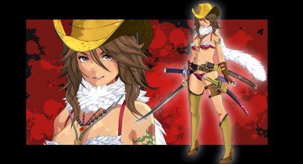 Onechanbara Origin anunciado para PlayStation 4