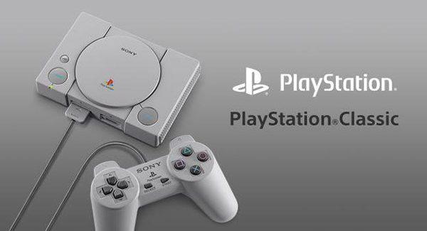 PlayStation Classic anunciado, será lançado dia 3 de Dezembro