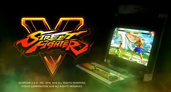 Street Fighter V: Arcade Edition está vindo para os arcades