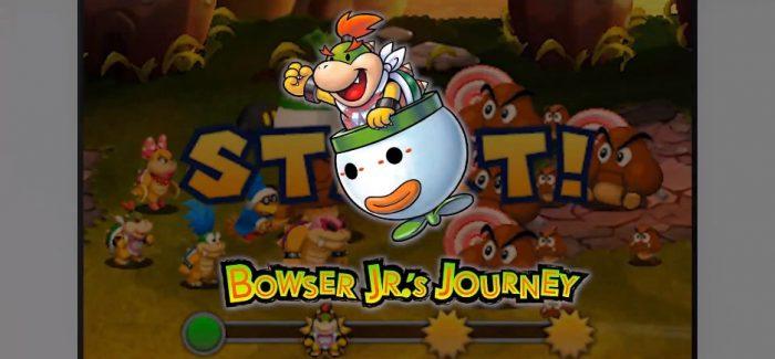 Mario & Luigi: Bowser's Inside Story + Bowser Jr's Journey será lançado dia 11 de Janeiro de 2019 para 3DS