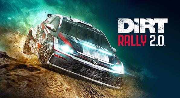 Assista ao trailer de lançamento de DiRT RALLY 2.0
