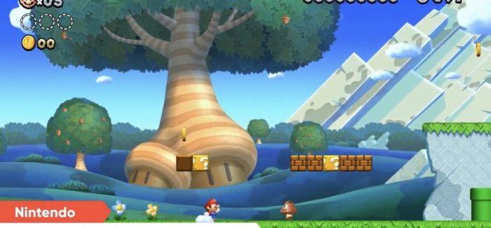 New Super Mario Bros. U Deluxe será lançado dia 19 de Janeiro para Switch