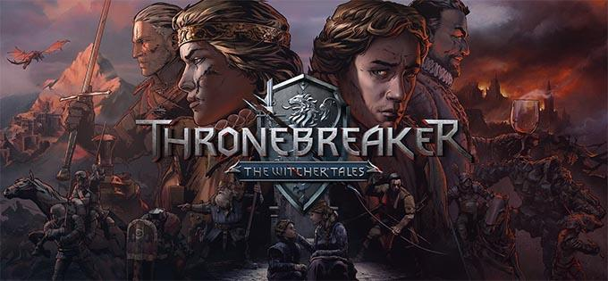 CD Projekt Red anuncia Thronebreaker: The Witcher Tales