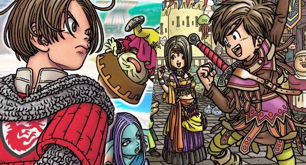 Square Enix fala sobre Dragon Quest IX para Smartphones e uma versão de Dragon Quest X offline