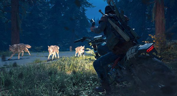 Days Gone adiado para 26 de Abril de 2019