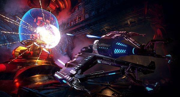 Reboot de Descent chegando no PlayStation 4, Xbox One e Switch