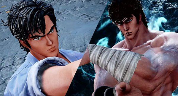 Jump Force: Ryo Saeba e Kenshiro são os novos personagens