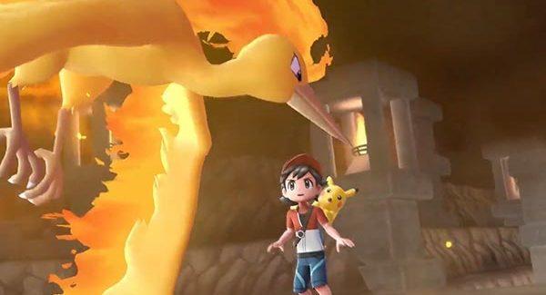 Pokemon: Let's Go, Pikachu! e Let's Go, Eevee! 'Adventure Awaits' trailer