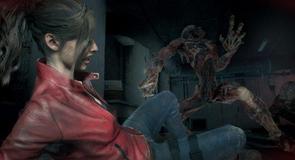 Novos vídeos de gameplay de Claire Redfield em Resident Evil 2