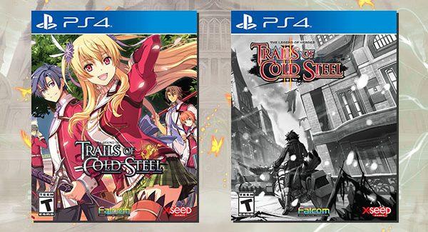 The Legend of Heroes: Trails of Cold Steel I e II para PlayStation 4 anunciados, lançamento no começo de 2019
