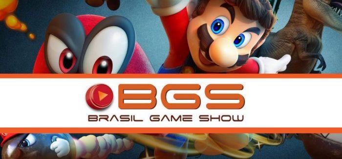 BGS 2018 * Stands novos, Magic, 2 AM e Nintendo