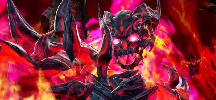 Assista ao trailer de Inferno em SOULCALIBUR VI