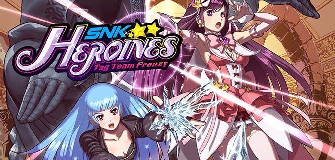 SNK Heroines: Tag Team Frenzy – Análise