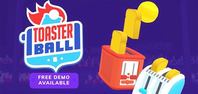 Toasterball anuncia campanha no Kickstarter