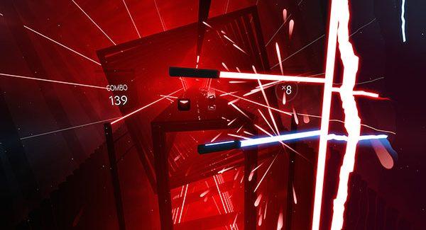 Beat Saber para PlayStation VR será lançado dia 20 de Novembro