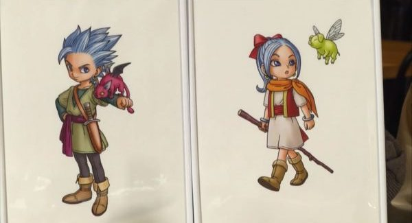 Novo Dragon Quest Monsters está em desenvolvimento para consoles