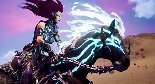 Darksiders III 'Horse with No Name' trailer