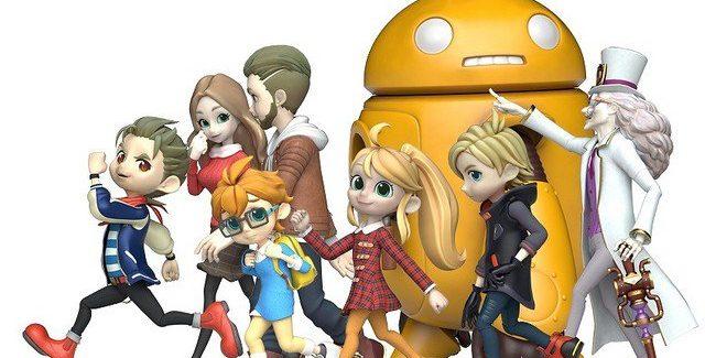Nippon Ichi Software anuncia Destiny Connect para PlayStation 4 e Switch