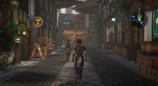 The Last Remnant Remastered 'Graphics Overview' trailer