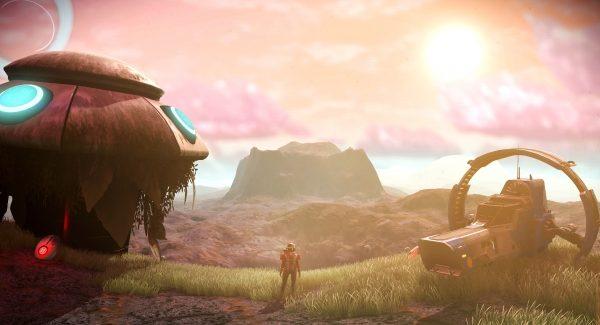 Update 'Visions' de No Man's Sky será lançado dia 22 de Novembro