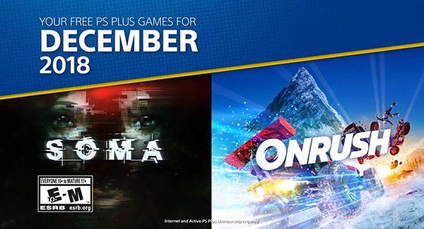 Confira os jogos gratuitos da PlayStation Plus de Dezembro de 2019