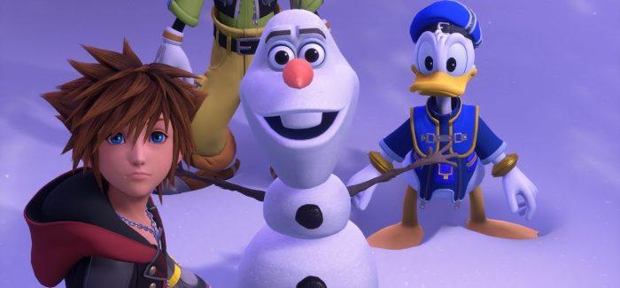 Kingdom Hearts III terá novos mundos originais e outras novidades