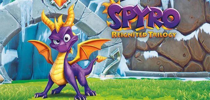 Spyro Reignited Trilogy – Análise