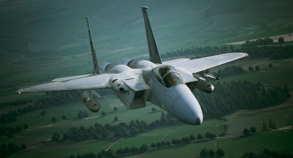 Ace Combat 7: Skies Unknown 'F-15C' trailer