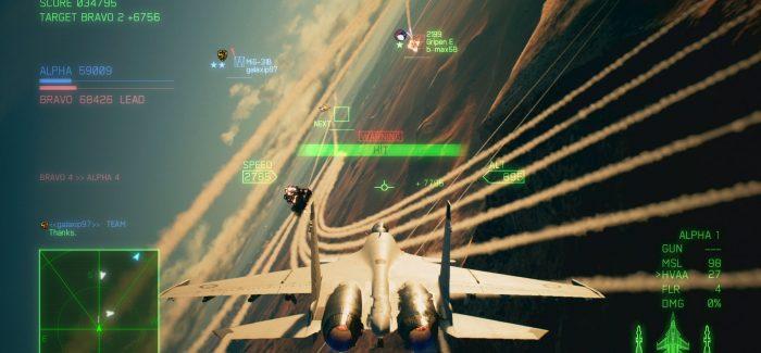 Confira os detalhes do modo multiplayer de Ace Combat 7: Skies Unknown