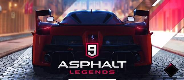 Asphalt 9: Legends recebe a segunda atualização