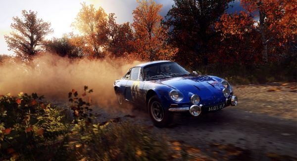 DiRT Rally 2.0 'Rally Through the Ages' trailer