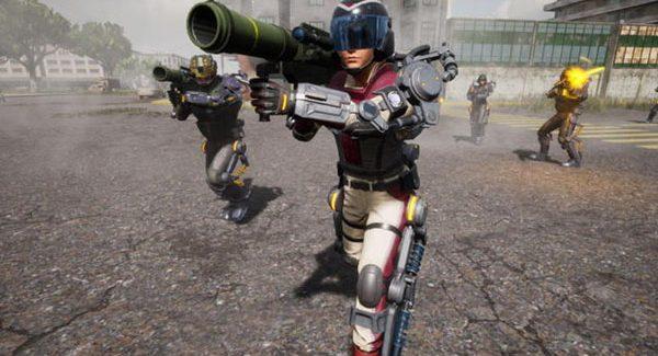 Earth Defense Force: Iron Rain será lançado dia 11 de Abril de 2019 no Japão