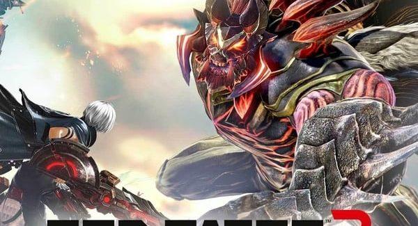 Demo de God Eater 3 de PlayStation 4 estará disponível no dia 11 de Janeiro de 2019