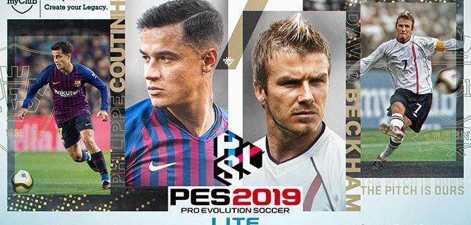 PES 2019 ganha uma versão gratuita para jogar