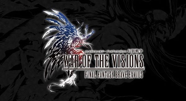 War of the Visions: Final Fantasy Brave Exvius anunciado