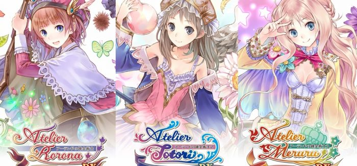 Atelier Arland series Deluxe Pack – Análise