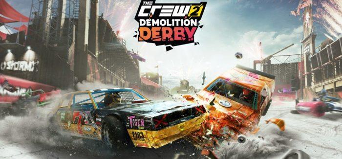 The Crew 2: nova expansão gratuita, Demolition Derby já está disponível