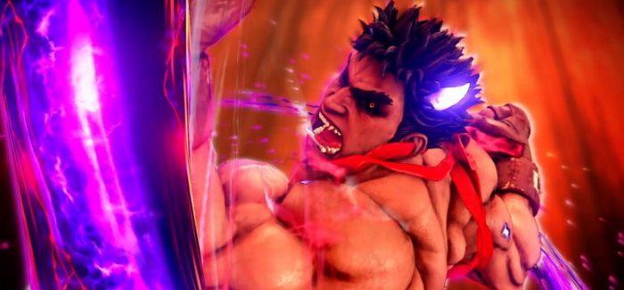 Kage é o novo personagem de Street Fighter V
