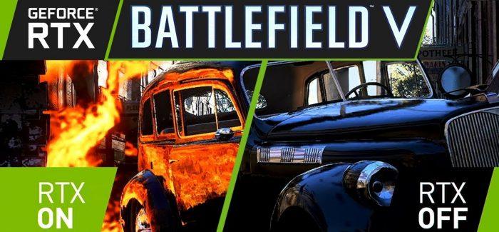 Battlefield V: NVIDIA e DICE trabalham nas atualizações para o Ray Tracing