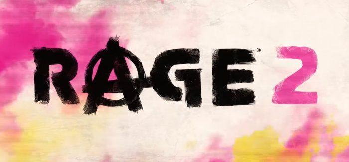 RAGE 2: Novo trailer e lançamento revelados