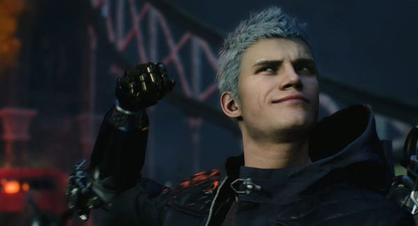 Devil May Cry 5 receberá um novo demo no dia 7 de fevereiro para PS4 e Xbox One