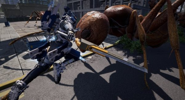 Earth Defense Force: Iron Rain será lançado mundialmente dia 11 de Abril
