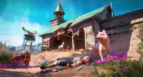 Confira novos trailers de Far Cry: New Dawn