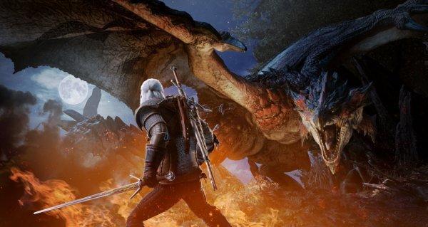 Colaboração entre Monster Hunter: World e The Witcher 3 começará em 8 de Fevereiro nos consoles